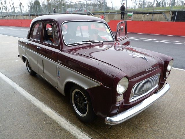 used Ford Prefect 1200 Historic Racecar