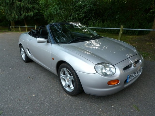 used MG MGF VVC (new h/gasket/cambelt/water pump)