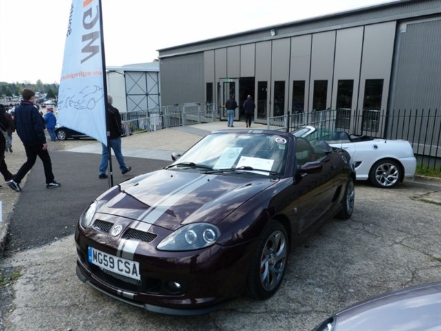 used MG MGF & TF's. Low mileage Cars Wanted