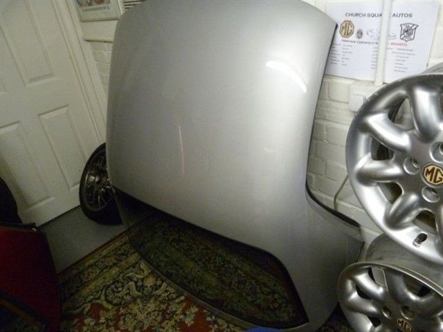 used MG MGF /TF's. Large selection of Parts.