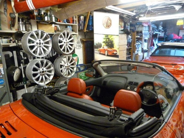 used MG MGF /TF & LE500.  Parts & Accessories