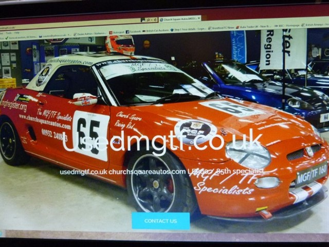used MG MGF /TF. Our Sister websites