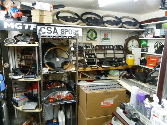 used MG MGF /TF & LE500.PARTS FOR SALE