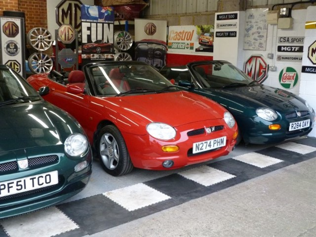 used MG MGF /TF.  Parts / Wheels & Accessories