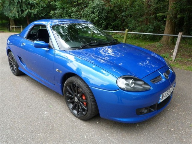 used MG TF LE500 #298/500(1 owner just 30,000m)