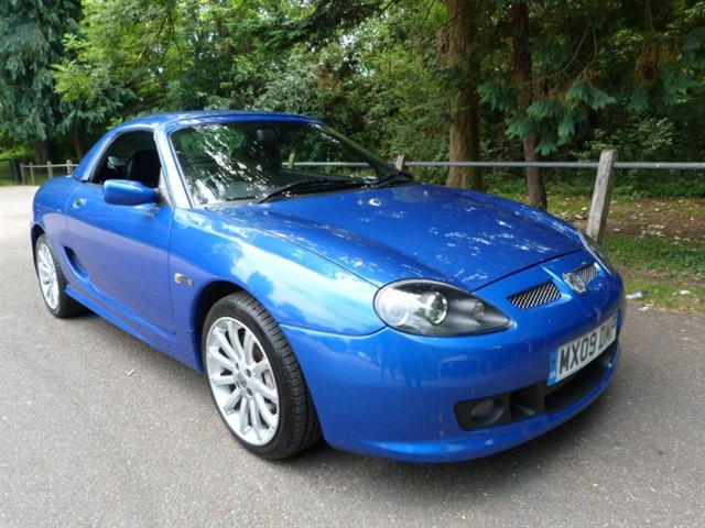 used MG TF LE500 #273/500(just 34,900miles)