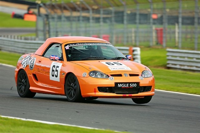 used MG TF LE.ex Trophy 190bhp /Cup Racecar