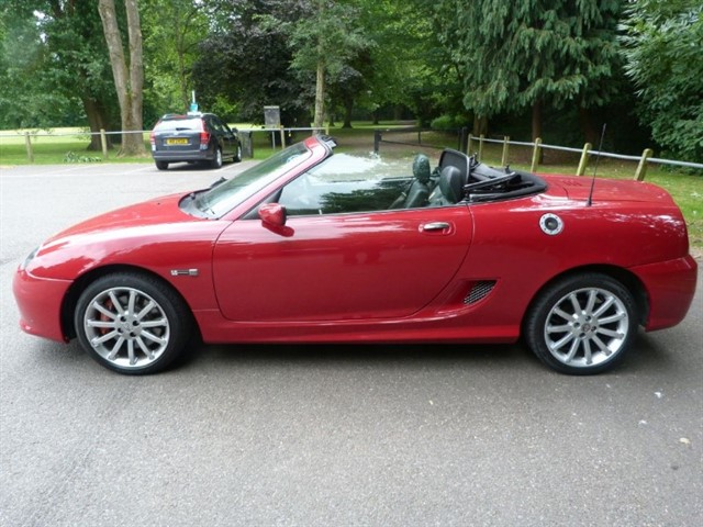 used MG TF LE500 Pre Production (just 20,000miles)