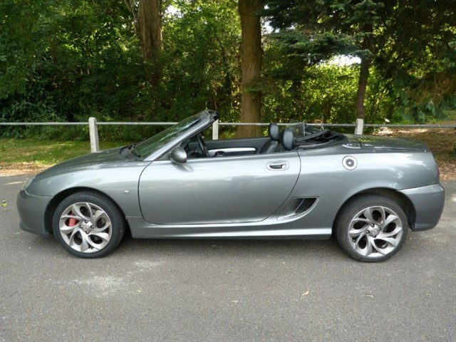 used MG TF 135 Style Pack 2011year mdl(just 16,540m)