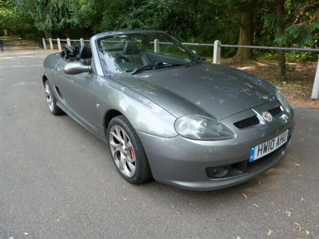 used MG TF 135 Style Pack (just 16,540miles)
