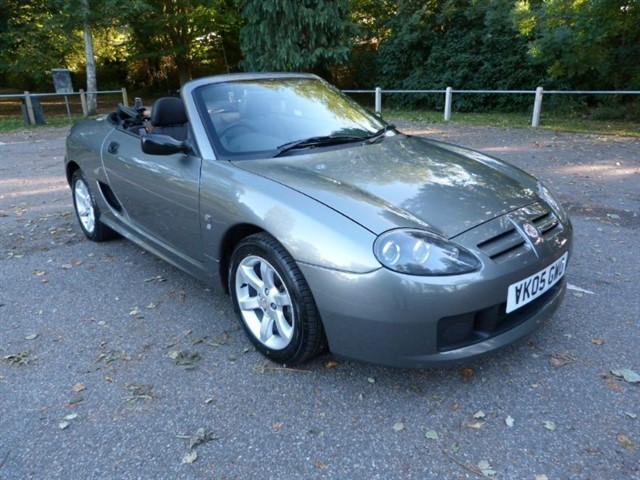 used MG TF 115 Facelift mdl,(just 40,000miles)