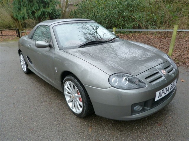 used MG TF 160vvc +H/top Just 7,100miles £7995