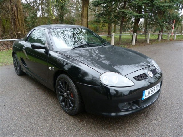 used MG TF LE 500 Full spec with A/C+ Hardtop