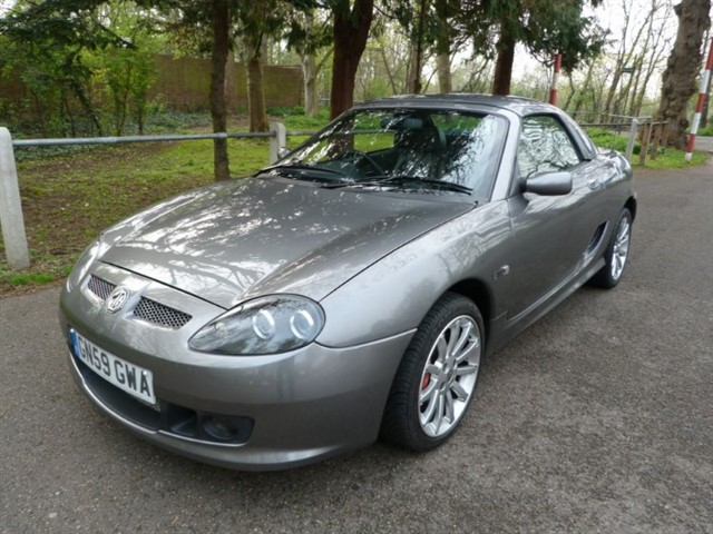 used MG TF LE500+H/top,1 owner, 7,081m, Immaculate