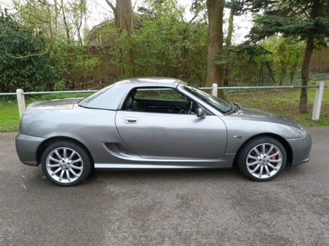 used MG TF LE500+H/top #254/500, 1 owner, 7,081miles