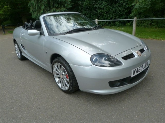 used MG TF 135, One owner just 7,900miles
