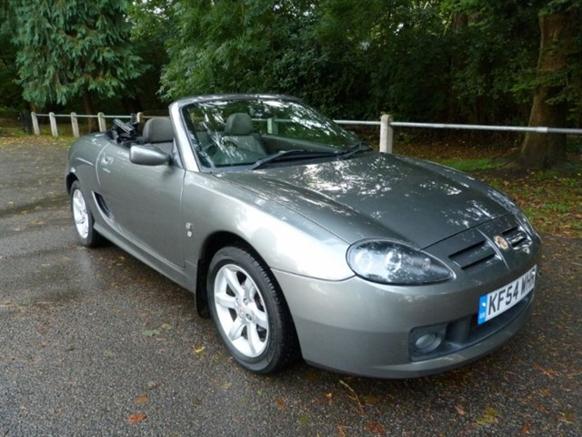 used MG TF 135 High spec,very low mileage just 34,000m