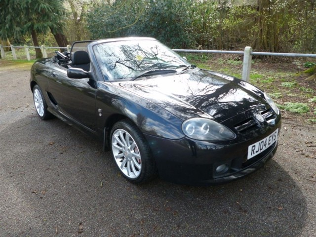 used MG TF 160vvc. Full service history.