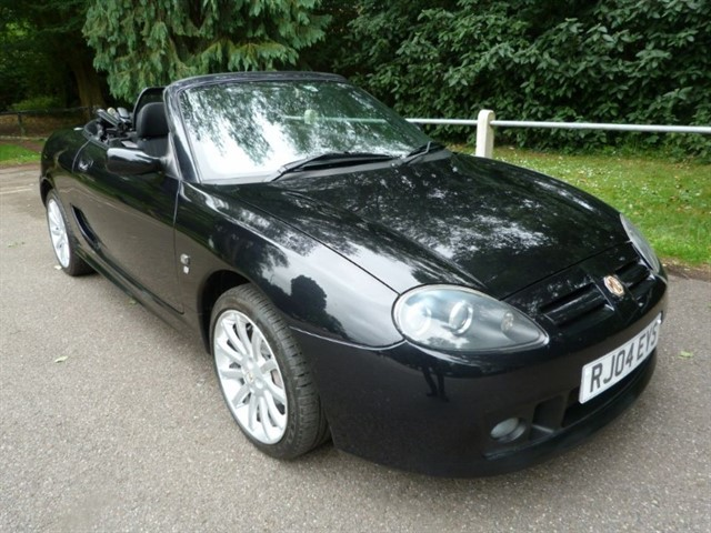 used MG TF 160vvc. Getting hard to find.
