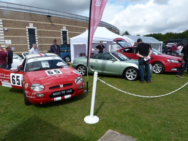 used MG TF MGF's. Official partner of MGF25.