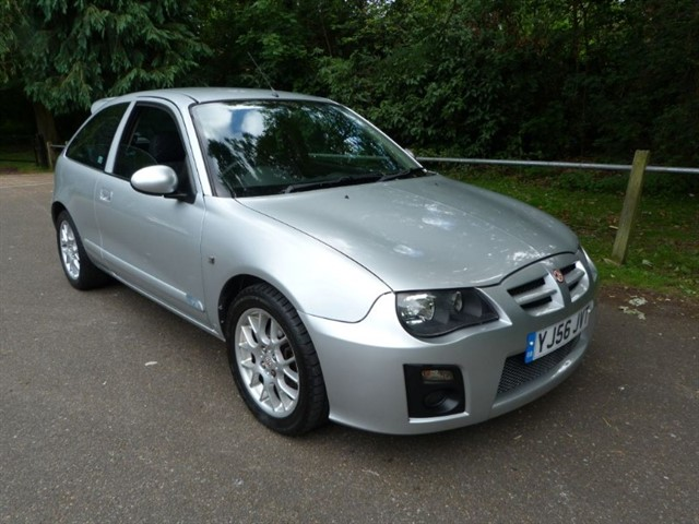 used MG ZR 105 A/C 3 door (1 owner 27,000m only)