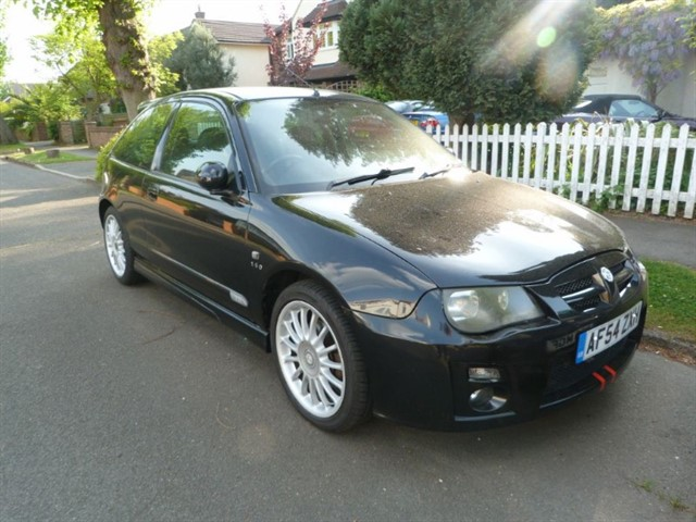 used MG ZR 160vvc 3 door, Air condition