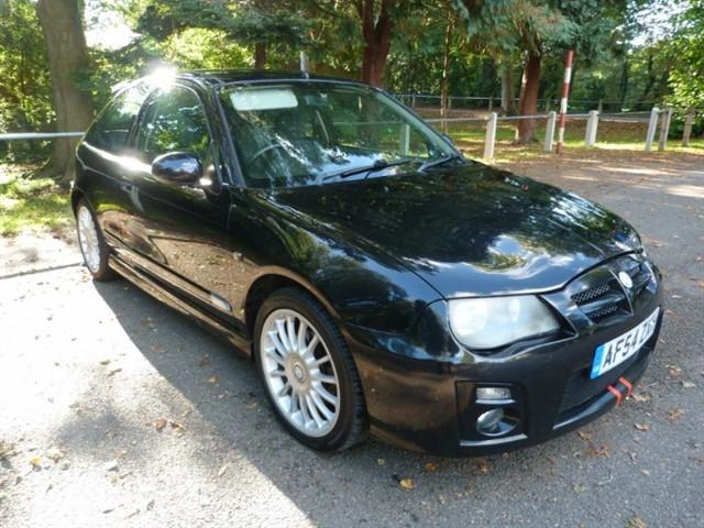 used MG ZR 160vvc 3 door. Sale price big reduction