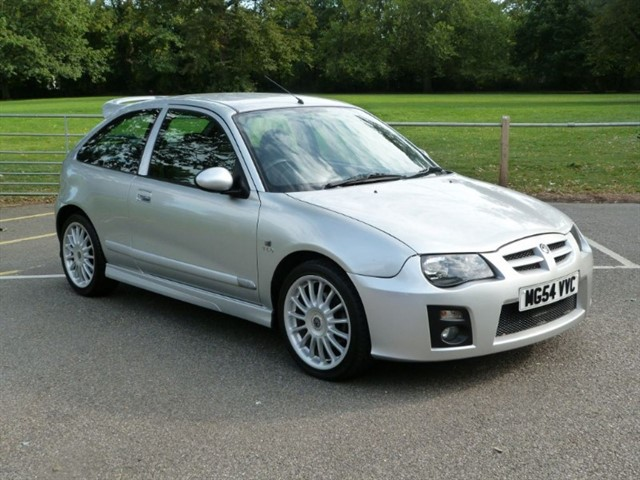 used MG ZR 160vvc,Ex MG/Rover owned,Just 43,194m.