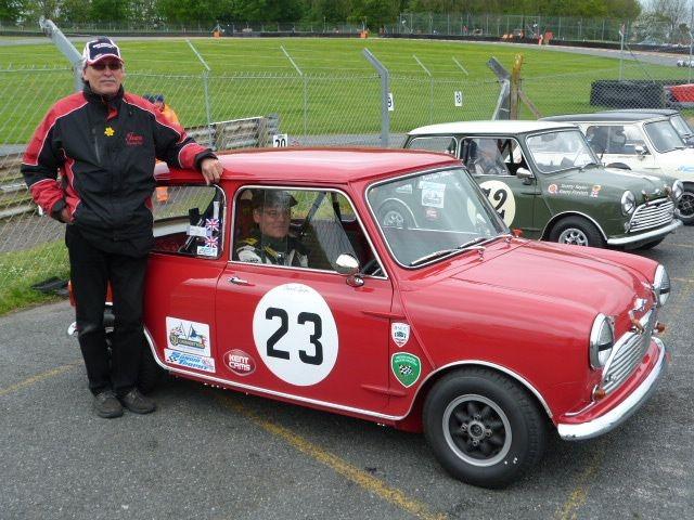 used Austin Mini Cooper 'S' Appendix'K' Racecar