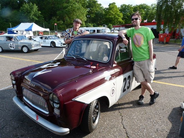 Ford Prefect for sale