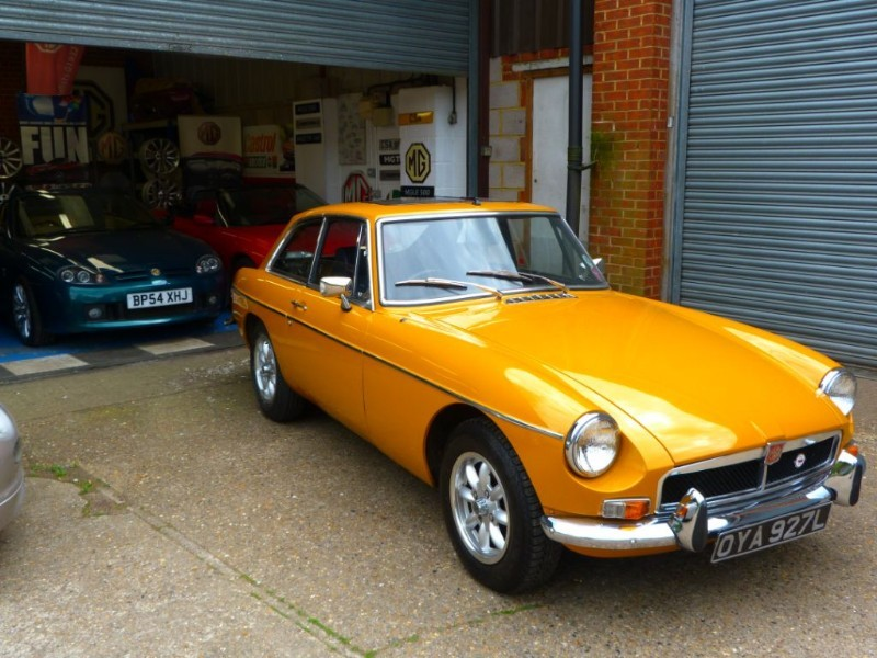 MG MGB for sale