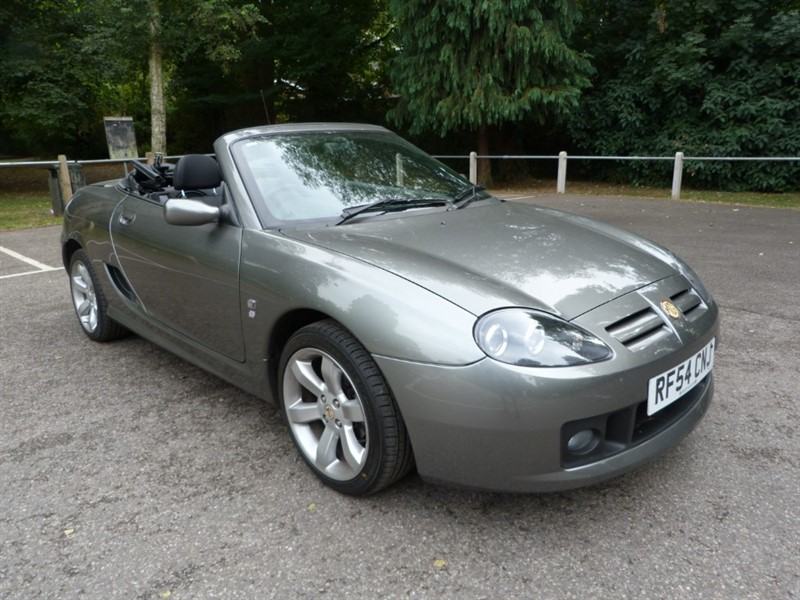 Car of the week - MG TF 135  Immaculate (just 32,000miles) - Only £4,795