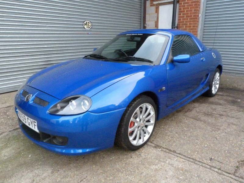 MG TF for sale