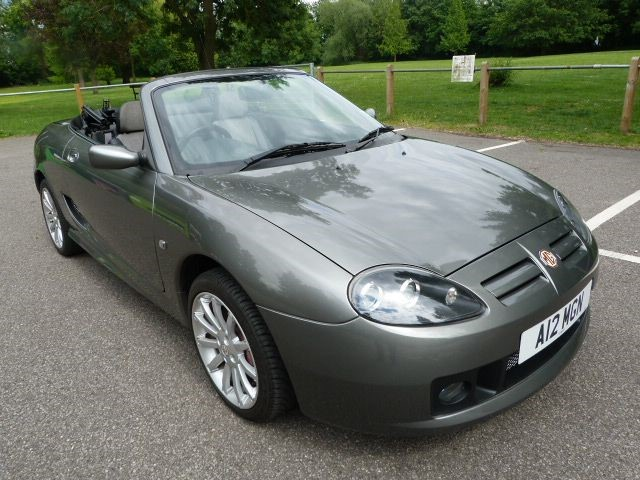 Car of the week - MG TF 135 Convertible. (Just 11,000miles ) - Only £6,795