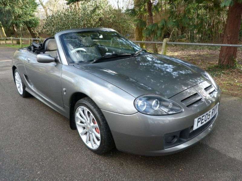 Car of the week - MG TF 135 Spark ltd edition(just 53,000m)  - Only £3,995
