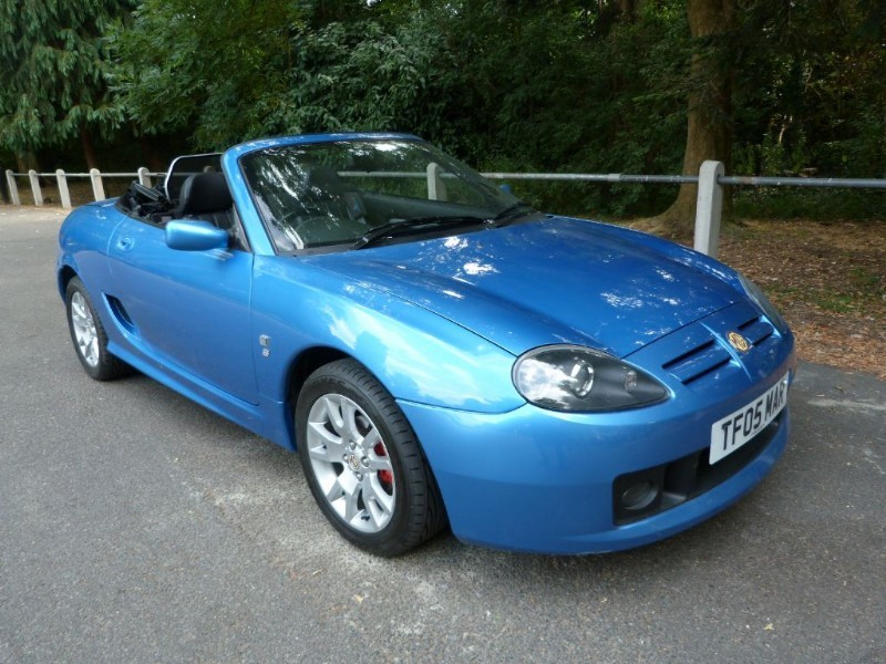 Car of the week - MG TF 135 Facelift model(just 54,000m) - Only £4,795