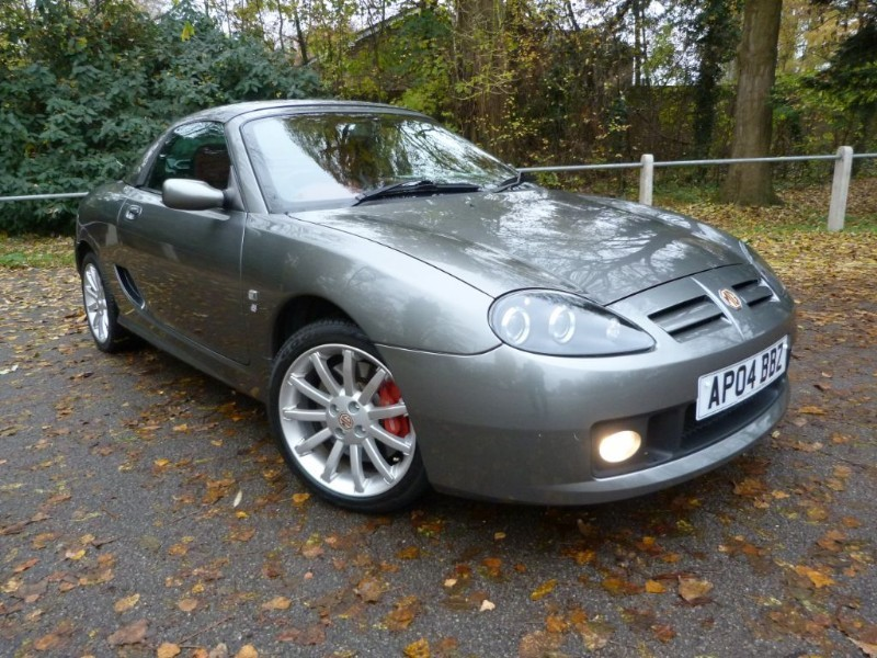Car of the week - MG TF 160vvc +H/top ( Look just 6,970miles) - Only £8,695