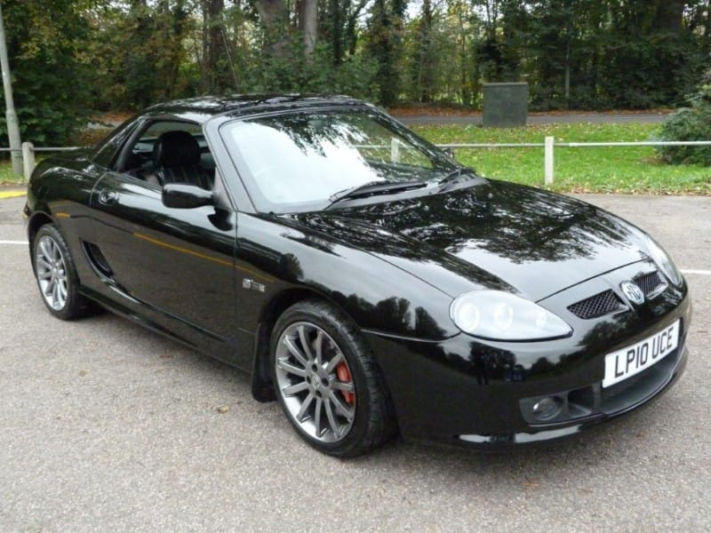 Car of the week - MG TF LE 500+Hardtop, 2 owners,just 47,000m - Only £8,795