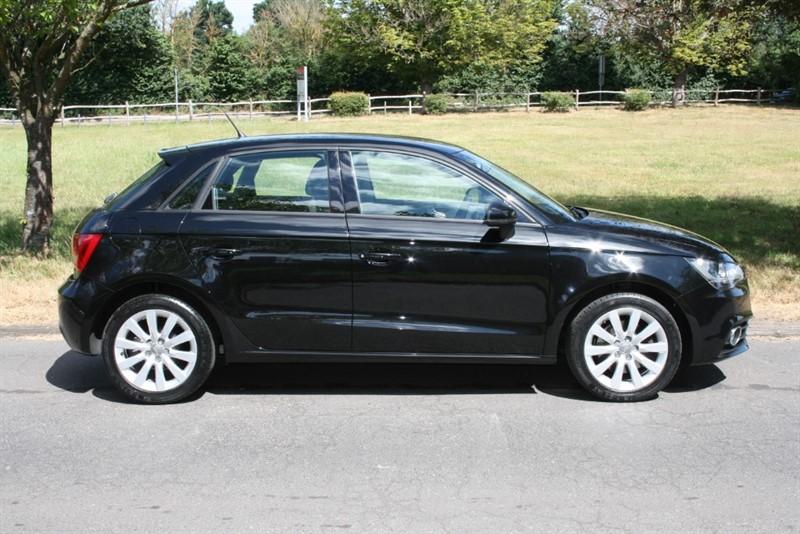 used Audi A1 SPORTBACK TFSI SPORT in aldershot-hampshire
