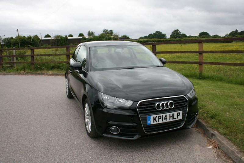 used Audi A1 TDI SPORT in aldershot-hampshire