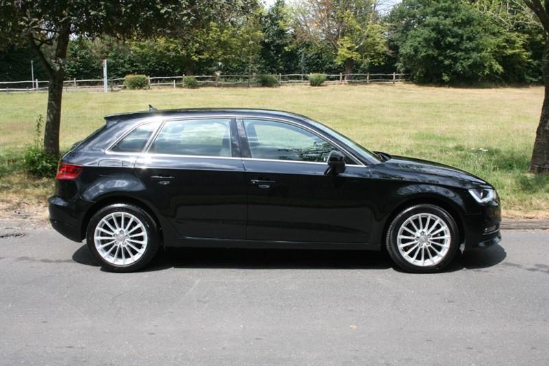 used Audi A3 TDI SE in aldershot-hampshire