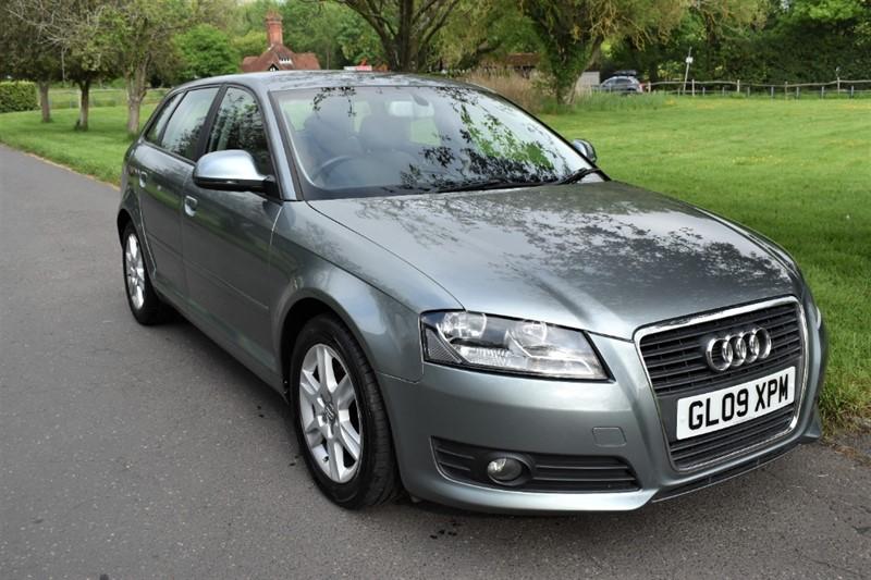 used Audi A3 TDI SE used cars in aldershot-hampshire