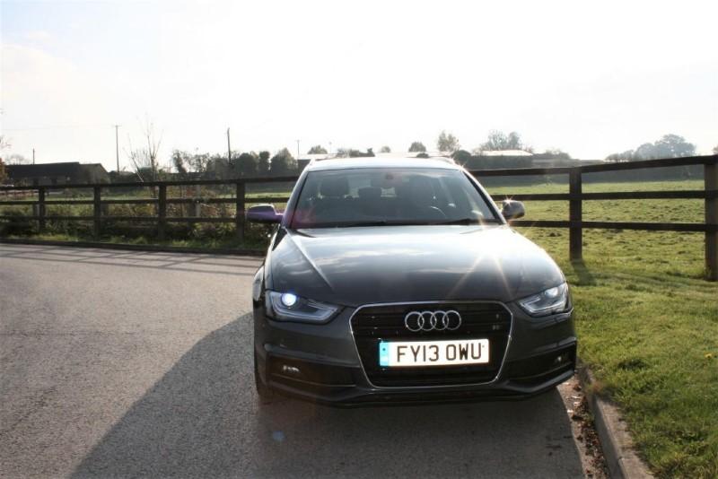 used Audi A4 Avant TDI S LINE in aldershot-hampshire