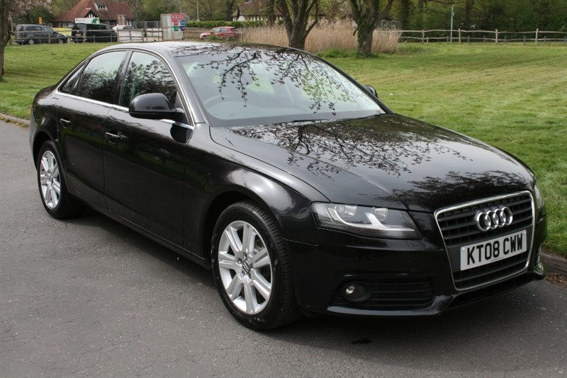 used Audi A4 TDI SE in aldershot-hampshire
