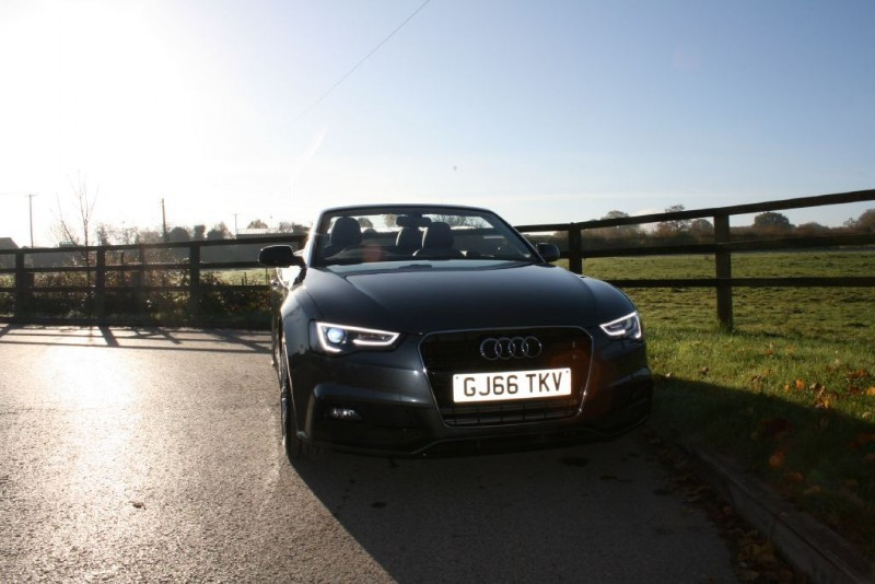 used Audi A5 TFSI S LINE SPECIAL EDITION PLUS in aldershot-hampshire