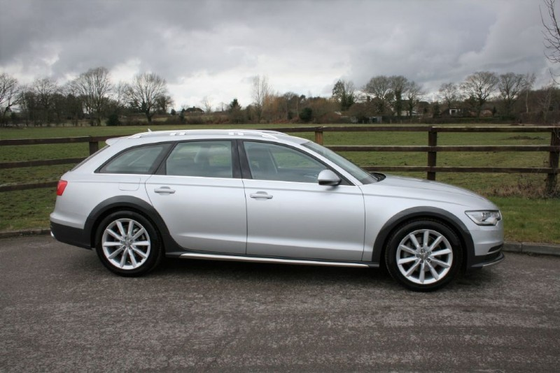 used Audi A6 allroad TDI QUATTRO (sat nav/heated seats/bose sounds plus more) in aldershot-hampshire