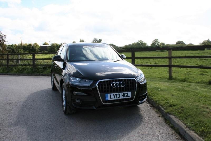 used Audi Q3 TDI SE in aldershot-hampshire