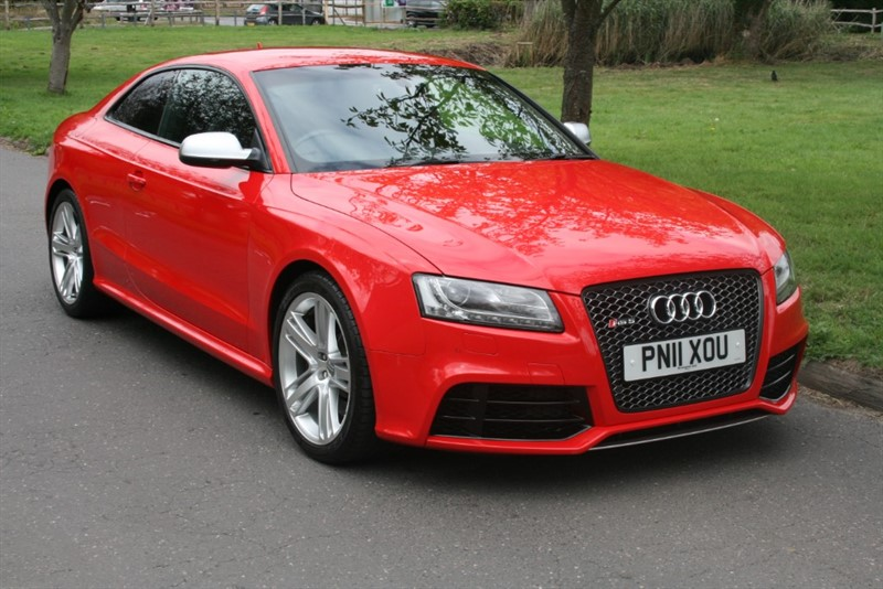 used Audi RS5 FSI QUATTRO in aldershot-hampshire