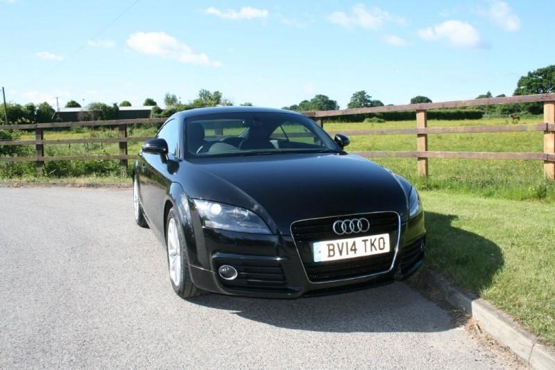 used Audi TT TFSI SPORT in aldershot-hampshire