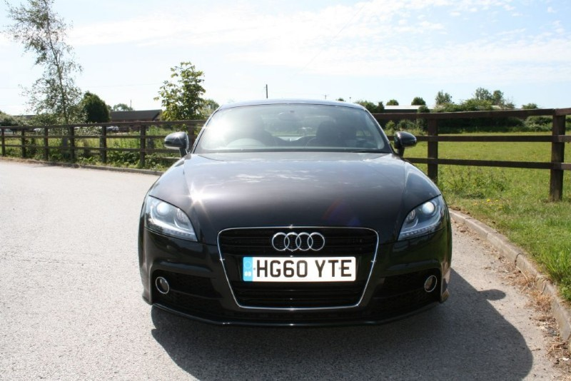 used Audi TT TFSI S LINE in aldershot-hampshire